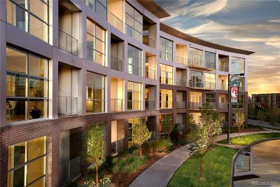 Denver Condo/Townhouse Under Contract: 2958 Syracuse Street #108