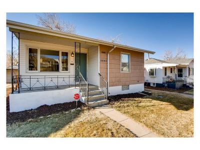 Englewood Single Family Home Under Contract: 3383 South Lafayette Street