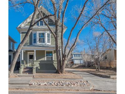 Old Colorado City Single Family Home Active: 2430 West Pikes Peak Avenue