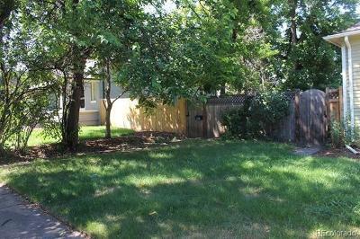 Single Family Home Active: 3989 Zenobia Street
