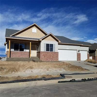 Firestone Single Family Home Under Contract: 8769 Peakview Avenue