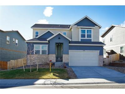 Castle Rock Single Family Home Active: 1719 Tall Tale Lane