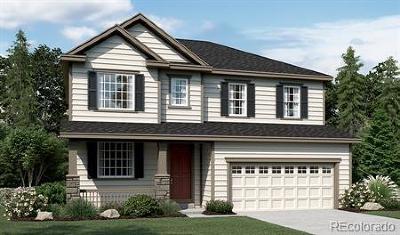 Cobblestone Ranch Single Family Home Under Contract: 6593 Leilani Lane