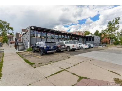 Denver Multi Family Home Active: 2201 West 32nd Avenue