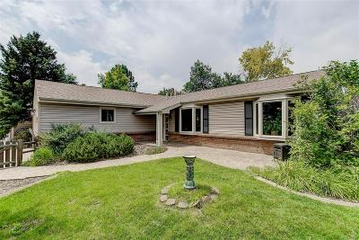 Littleton Single Family Home Under Contract: 6201 South Lewis Street