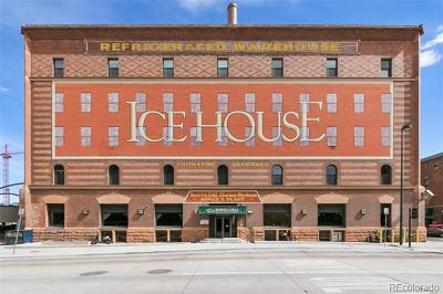 Denver Condo/Townhouse Active: 1801 Wynkoop Street #303