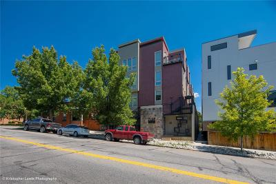 Denver Condo/Townhouse Active: 3040 Zuni Street #G