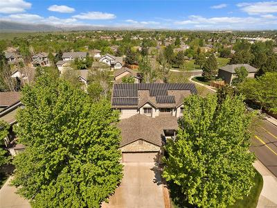 Westminster Single Family Home Active: 9394 Cody Drive