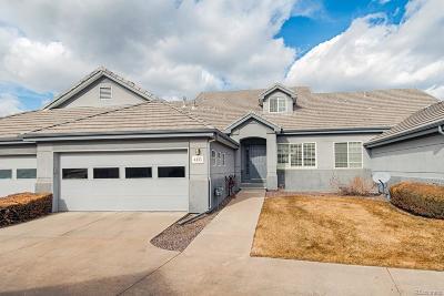 Boulder County Condo/Townhouse Active: 4133 Da Vinci Drive