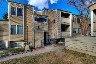 Aurora Condo/Townhouse Active: 10792 East Exposition Avenue #353
