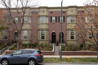 Denver Condo/Townhouse Under Contract: 8002 East 29th Avenue