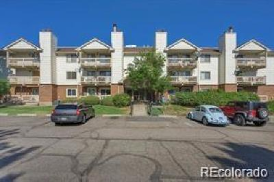 Aurora Condo/Townhouse Active: 481 South Kalispell Way #203