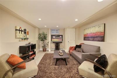 Cap Hill/Uptown, Capital Hill, Capitol Hill Condo/Townhouse Active: 1374 North Ogden Street #B