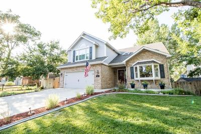 Thornton Single Family Home Under Contract: 973 East 130th Drive