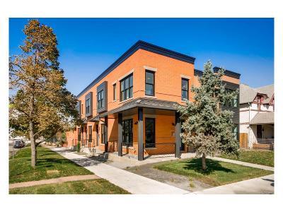 Denver Condo/Townhouse Active: 1035 25th Street