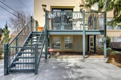 East Colfax, Montclair Condo/Townhouse Active: 6861 East 12th Avenue