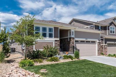 Longmont Single Family Home Active: 1020 Redbud Circle