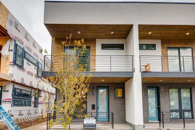 Denver Condo/Townhouse Under Contract: 1819 South Pearl Street