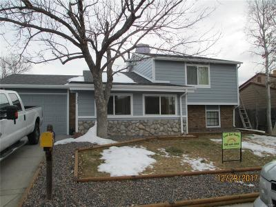 Bennett Single Family Home Under Contract: 232 Harrison Drive