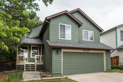 Highlands Ranch Single Family Home Active: 6335 Nassau Court