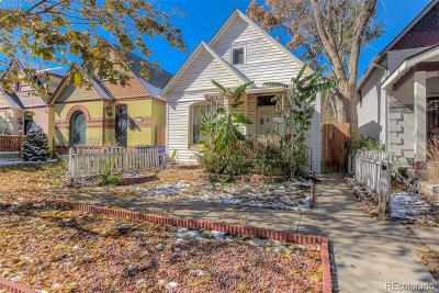 Denver CO Single Family Home Active: $275,000