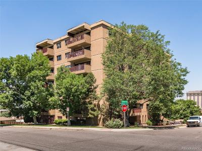 Englewood Condo/Townhouse Active: 3675 South Cherokee Street #508