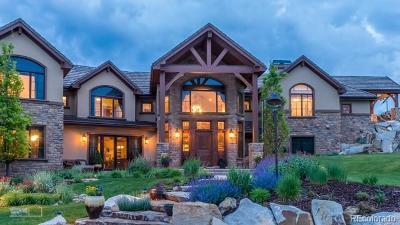 Longmont Single Family Home Active: 6610 Rabbit Mountain Road