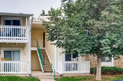 Denver Condo/Townhouse Under Contract: 8555 Fairmount Drive #A108