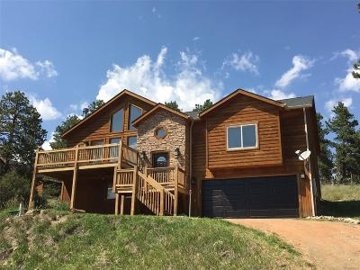Bailey Single Family Home Under Contract: 415 Eagle Trail