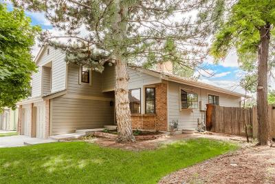 Arvada Single Family Home Active: 8952 West 81st Lane