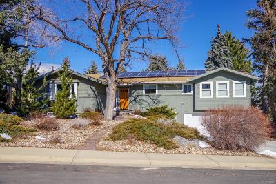 Boulder Single Family Home Under Contract: 325 Norton Street