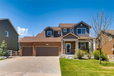 Castle Rock Single Family Home Active: 3787 Deer Valley Drive