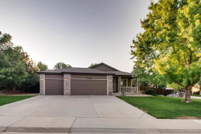 Castle Rock Single Family Home Active: 4483 Meyers Court