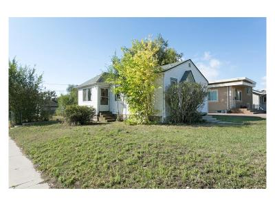 Denver Single Family Home Under Contract: 3450 West Dakota Avenue
