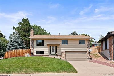 Lakewood CO Single Family Home Under Contract: $415,000