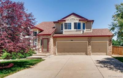 Highlands Ranch Single Family Home Active: 3961 Garnet Court