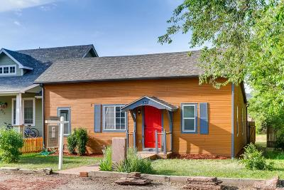Lyons Single Family Home Under Contract: 331 Stickney Street