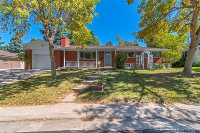 Littleton Single Family Home Active: 6930 South Prince Way