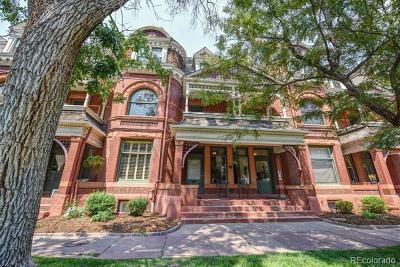 Denver CO Condo/Townhouse Active: $455,000