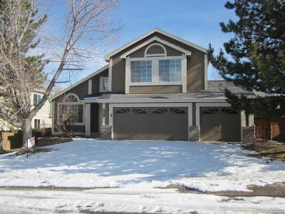 Highlands Ranch Single Family Home Active: 9854 Salford Lane