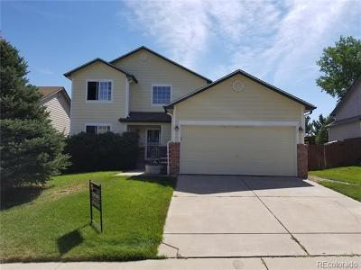 Castle Rock Single Family Home Active: 753 Whispering Oak Drive