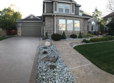 Highlands Ranch Single Family Home Under Contract: 10157 Stephen Place
