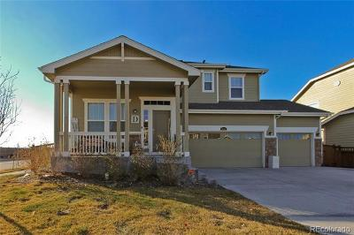 Frederick Single Family Home Active: 6032 Miners Peak Circle