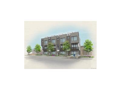 Denver Condo/Townhouse Under Contract: 1012 Acoma Street
