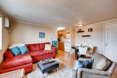 Denver Condo/Townhouse Active: 336 North Grant Street #312