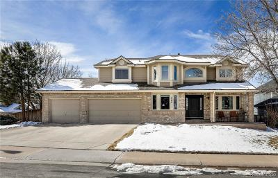 Highlands Ranch Single Family Home Under Contract: 2394 Wigan Court