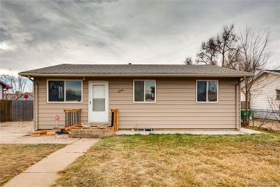 Commerce City Single Family Home Active: 6541 Ash Court