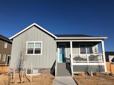 Adams County Single Family Home Active: 4775 Quandary Peak Street