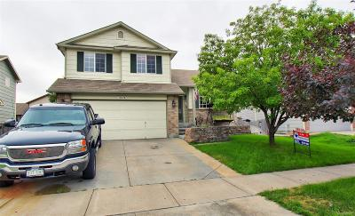 Henderson Single Family Home Active: 10674 East 113th Avenue