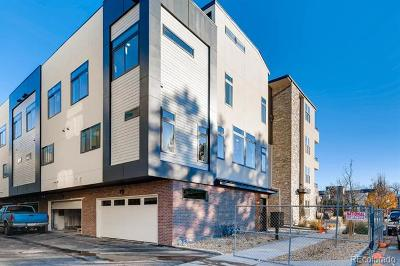 Littleton Condo/Townhouse Under Contract: 2264 West Powers Avenue